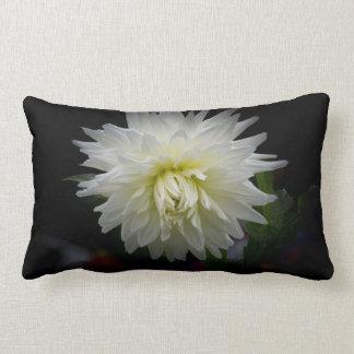 Fantastic Double sided Dahlia Throw Pillow