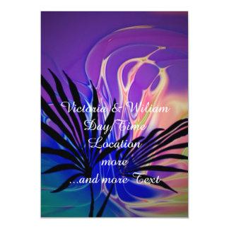 fantastic dream 02 5x7 paper invitation card