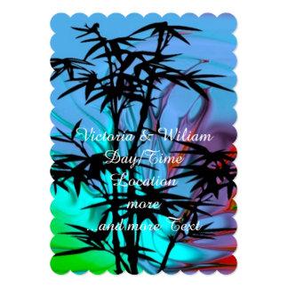 fantastic dream 5x7 paper invitation card