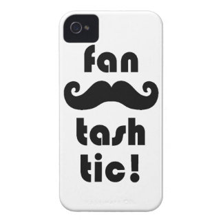 Fantastic 'Fan-Tash-Tic' Moustache Mug iPhone 4 Case-Mate Case
