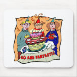 Fantastic Fifty 50th Birthday Gifts Mouse Pads