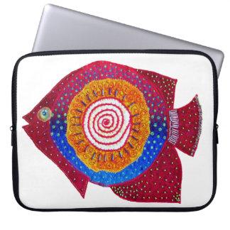 Fantastic Fish Laptop Sleeve