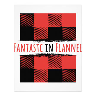 Fantastic Flannel Letterhead
