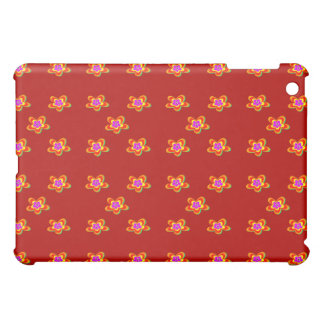 Fantastic flower pattern. case for the iPad mini