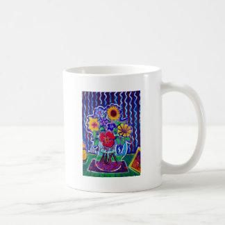 Fantastic Flowers by Piliero Coffee Mug