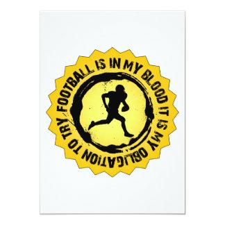 Fantastic Football Seal Card