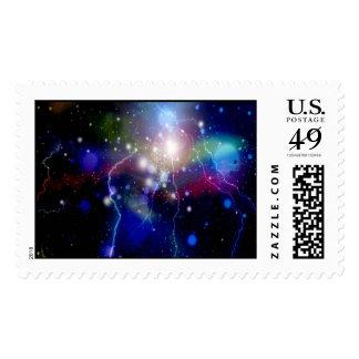 Fantastic Galaxy Postage