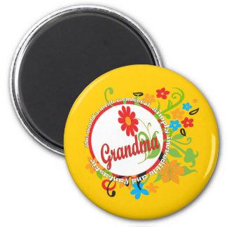 Fantastic Grandma Magnets