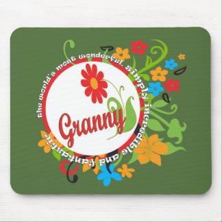 Fantastic Granny Mouse Pad