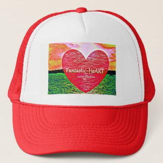 Fantastic HeArt Trucker Hat