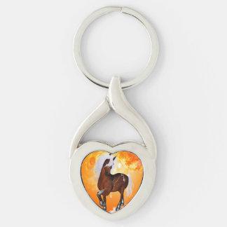 Fantastic horse key chains