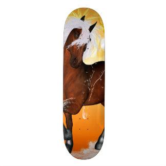 Fantastic horse skateboards