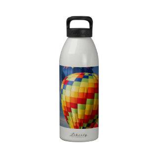 Fantastic Hot Air Balloon Race Decatur Alabama Drinking Bottles