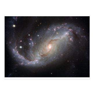 Fantastic Hubble Images 1 Postcard