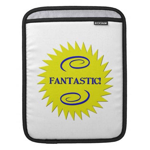 Fantastic iPad Sleeve