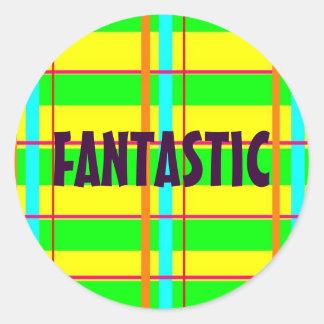 Fantastic Job Sticker