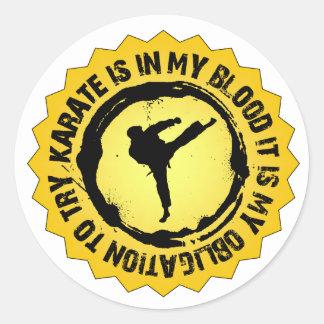 Fantastic Karate Seal