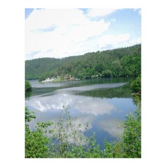 Fantastic Landscape Austia 07 Letterhead