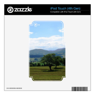 Fantastic Landscape Austria 04 Decal For iPod Touch 4G