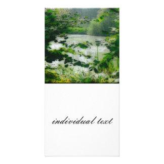 fantastic landscape Austria 24 effect Photo Card Template