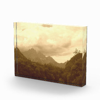 fantastic landscape,sepia,Austria 10. Award
