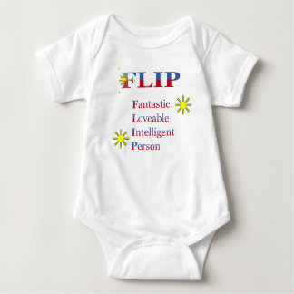 Fantastic Loveable Intelligent Person Baby Bodysuit