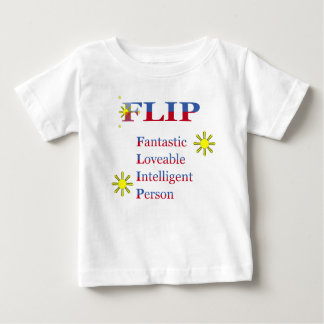 Fantastic Loveable Intelligent Person Baby T-Shirt