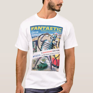Fantastic Mar_Pulp Art T-Shirt