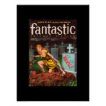 Fantastic - may_Pulp Art Poster
