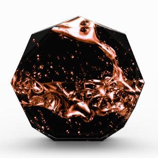 Fantastic Melted Copper Design Award