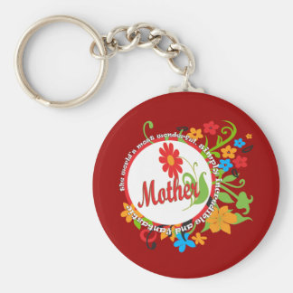 Fantastic Mother Keychain