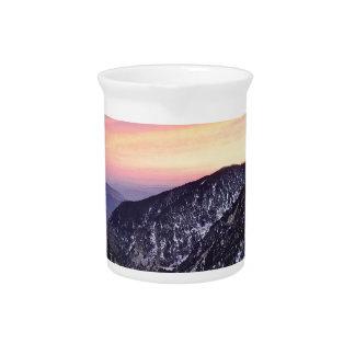 fantastic mountains pitcher