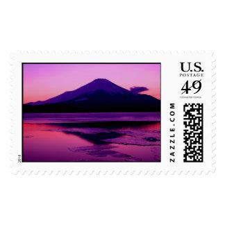 Fantastic Mt.FUJI Postage Stamp
