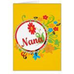Fantastic Nana Greeting Card