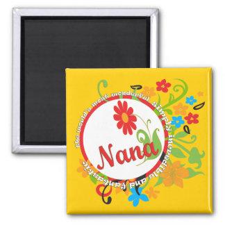 Fantastic Nana Refrigerator Magnets