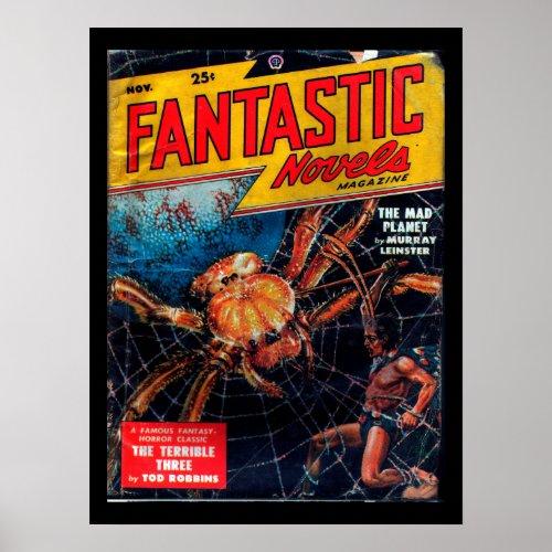 Fantastic Novels - 1948.114_Pulp Art