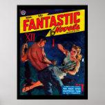 Fantastic Novels - 1950.37_Pulp Art Poster