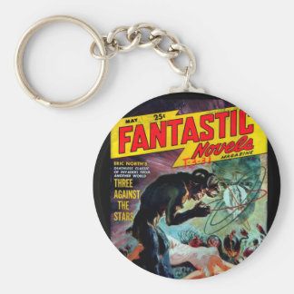 Fantastic Novels - 1950.53_Pulp Art Keychain