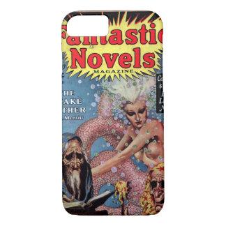 Fantastic Novels v01 n03 (1940-11.Red Star)_Pulp A iPhone 7 Case