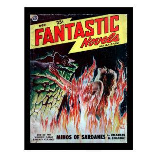 Fantastic Novels v03 n04 (1949-11.Popular)_Pulp Ar Postcard