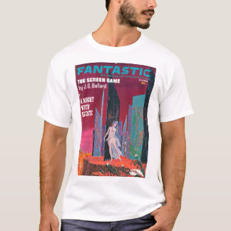 Fantastic Oct_Pulp Art T-Shirt