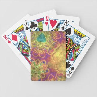 Fantastic plastic poker deck