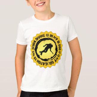 Fantastic Scuba Diving Seal T-Shirt