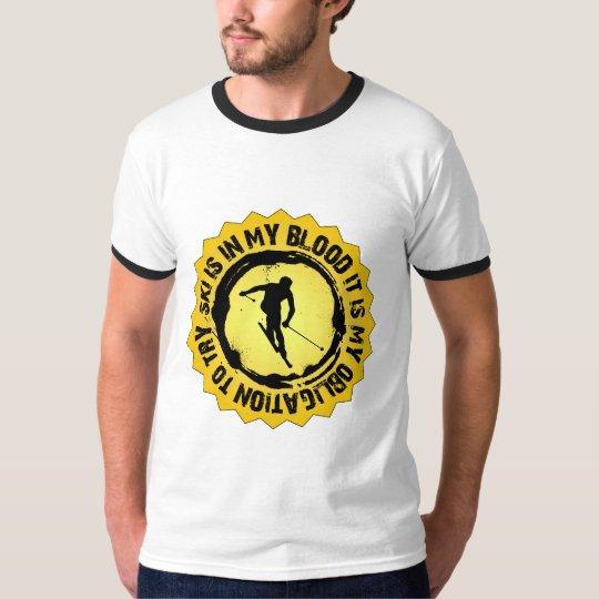 Fantastic Ski Seal T-Shirt