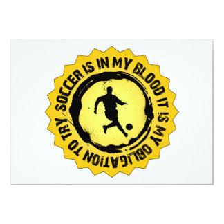 Fantastic Soccer Seal Card