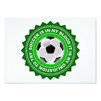 Fantastic Soccer Shield Card