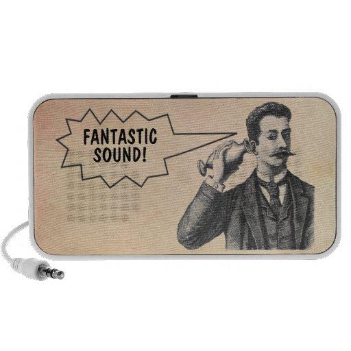 Fantastic Sound! Mini Speakers