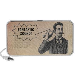 Fantastic Sound! iPhone Speakers
