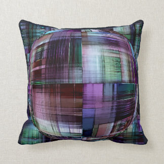 Fantastic Sphere Throw Pillow