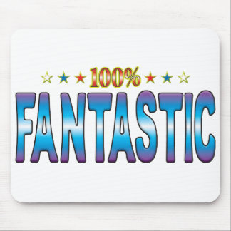 Fantastic Star Tag v2 Mouse Pad